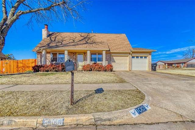 1001 S Patterson Drive, Moore, OK 73160 (MLS #947161) :: KG Realty