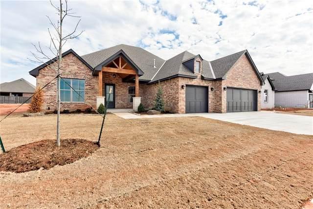 5704 Goldstone Court, Mustang, OK 73064 (MLS #947169) :: Homestead & Co