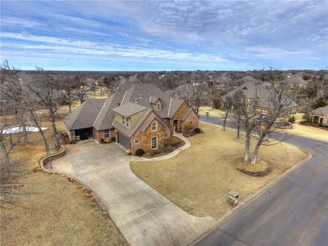 1713 Palazzo Pointe Drive, Edmond, OK 73034 (MLS #947171) :: Homestead & Co