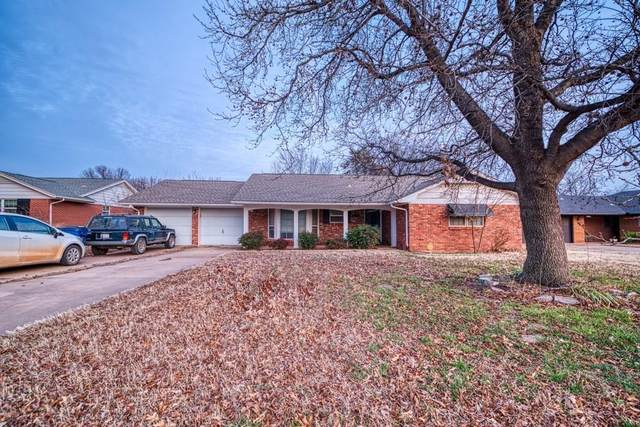 1319 S 7th Street, Kingfisher, OK 73750 (MLS #947185) :: Your H.O.M.E. Team