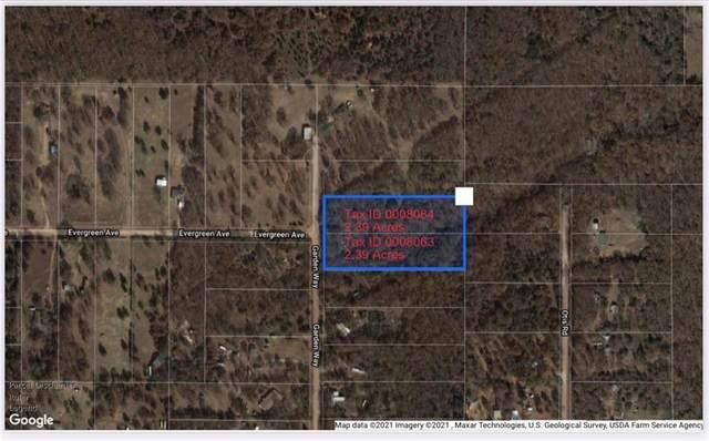 11500 Garden Way Road, Guthrie, OK 73044 (MLS #947194) :: Erhardt Group at Keller Williams Mulinix OKC