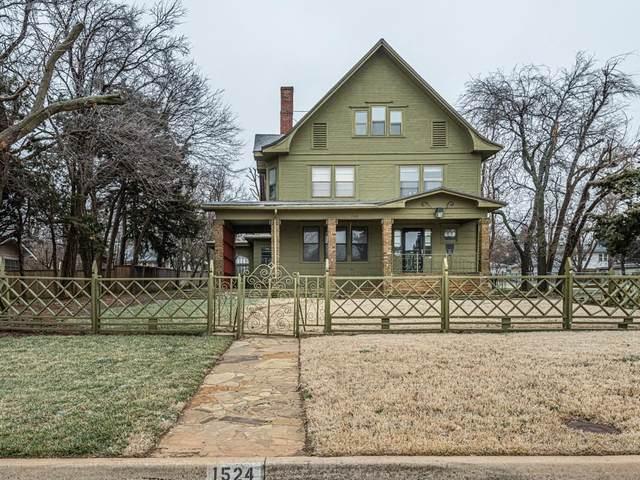 1524 NW 38th Street, Oklahoma City, OK 73118 (MLS #947210) :: Homestead & Co