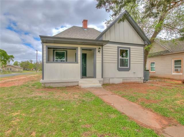 334 SE 24th Street, Oklahoma City, OK 73129 (MLS #947230) :: Homestead & Co
