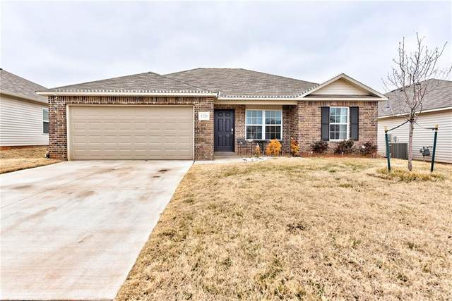1320 Gypsum Place, Noble, OK 73068 (MLS #947245) :: KG Realty