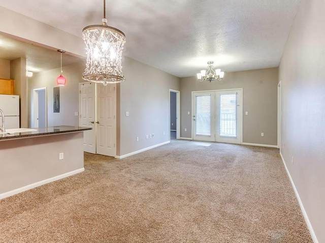 2200 N Classen Boulevard #1116, Norman, OK 73071 (MLS #947254) :: The UB Home Team at Whittington Realty