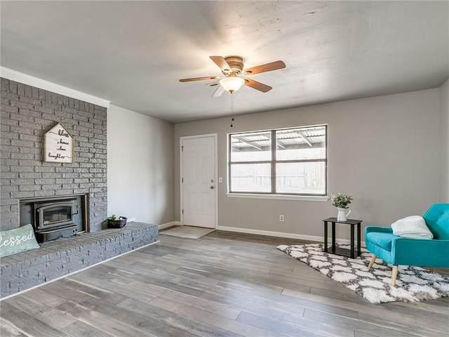 1812 David Terrace, Midwest City, OK 73141 (MLS #947299) :: Homestead & Co