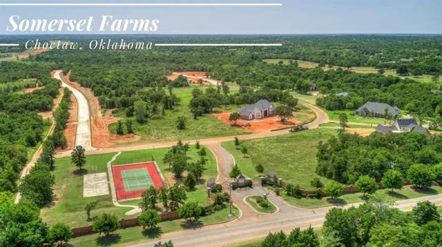 18300 Grant Manor Road, Newalla, OK 74857 (MLS #947301) :: Keller Williams Realty Elite