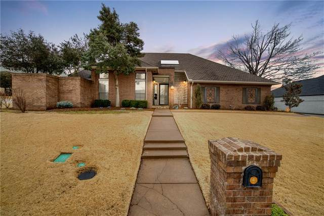 3340 Willow Brook Road, Oklahoma City, OK 73120 (MLS #947306) :: KG Realty