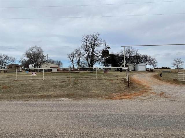 273020 E 1730 Road, Duncan, OK 73533 (MLS #947361) :: The UB Home Team at Whittington Realty