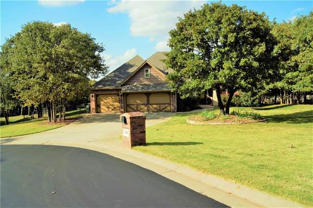 2063 Vaquero Court, Edmond, OK 73034 (MLS #947370) :: Homestead & Co
