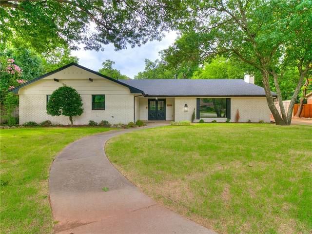 2204 NW 59th Street, Oklahoma City, OK 73112 (MLS #947388) :: Homestead & Co