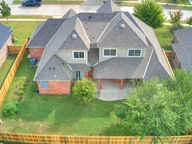 2720 SE Fairfield Drive, Norman, OK 73072 (MLS #947391) :: Homestead & Co