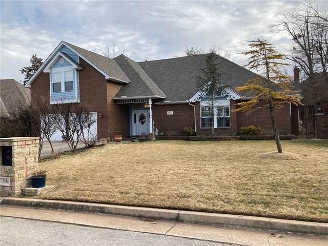 2504 SW 120th, Oklahoma City, OK 73170 (MLS #947393) :: Homestead & Co