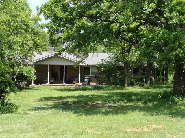 5709 N Floyd Cox Drive, Norman, OK 73026 (MLS #947399) :: Homestead & Co