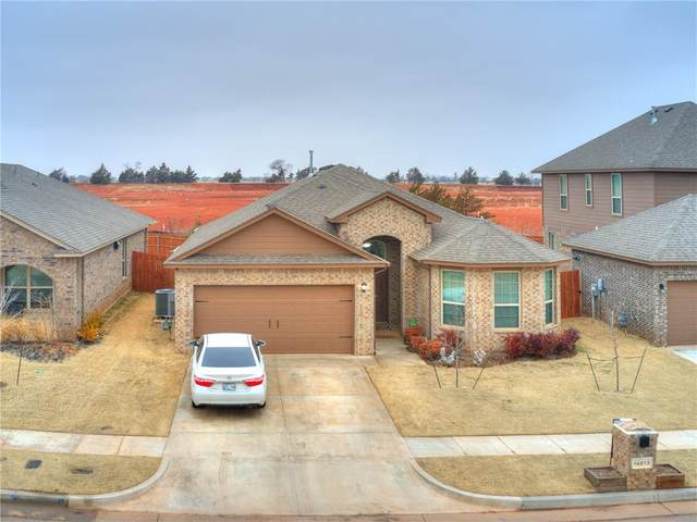 14813 Gravity Falls Lane, Oklahoma City, OK 73142 (MLS #947407) :: Homestead & Co