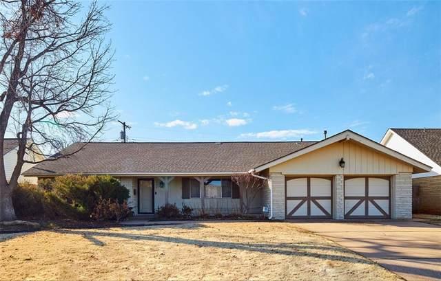 2532 NW 59th Street, Oklahoma City, OK 73112 (MLS #947412) :: Maven Real Estate