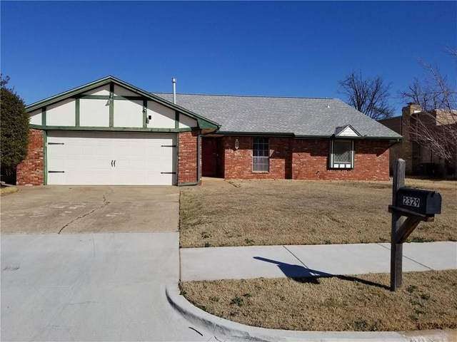 2329 NW 121st Street, Oklahoma City, OK 73120 (MLS #947430) :: Homestead & Co