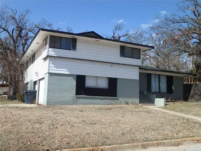 5101 NW 25th Street, Oklahoma City, OK 73127 (MLS #947438) :: KG Realty