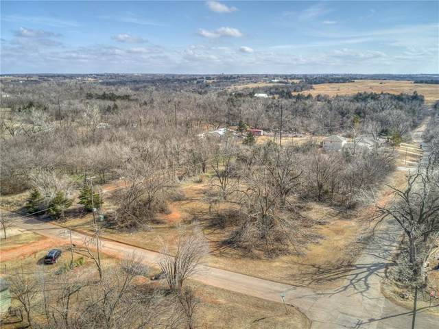 612 S Drexel Street, Guthrie, OK 73044 (MLS #947485) :: Maven Real Estate