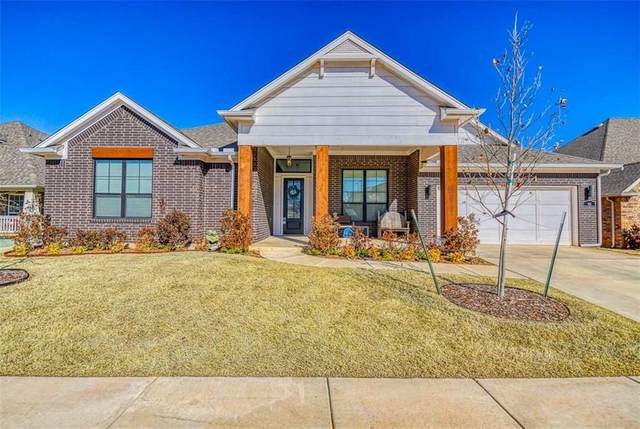 321 Sonora Lane, Norman, OK 73069 (MLS #947488) :: ClearPoint Realty