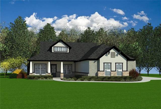12725 SW 26th Street, Yukon, OK 73099 (MLS #947498) :: KG Realty