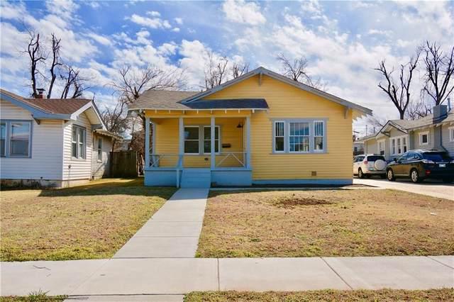 908 NW 22 Street, Oklahoma City, OK 73106 (MLS #947508) :: Erhardt Group at Keller Williams Mulinix OKC