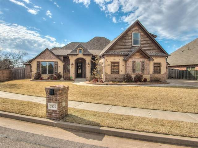 5829 Shiloh Boulevard, Oklahoma City, OK 73179 (MLS #947521) :: Erhardt Group at Keller Williams Mulinix OKC