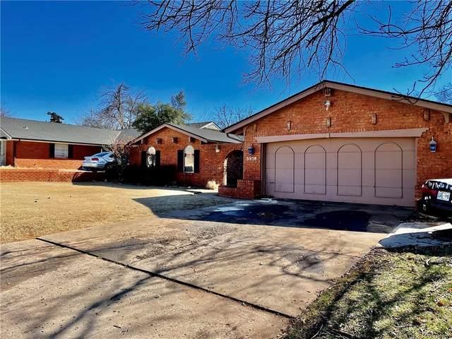 5916 NW 83rd Street, Oklahoma City, OK 73132 (MLS #947545) :: The UB Home Team at Whittington Realty