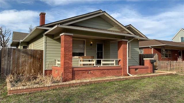608 E Noble Avenue, Guthrie, OK 73044 (MLS #947581) :: KG Realty