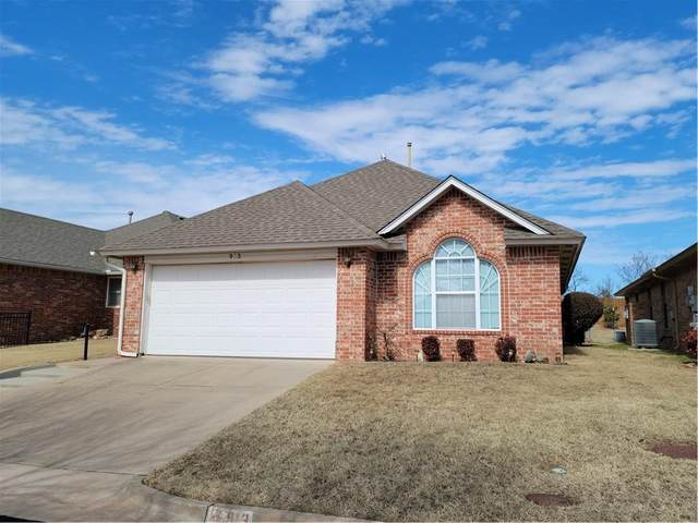 913 Heather Glen Terrace, Norman, OK 73072 (MLS #947613) :: The UB Home Team at Whittington Realty