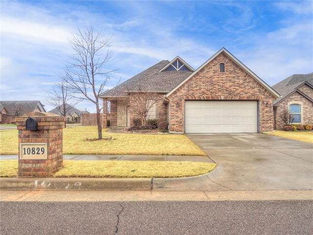 10829 NW 35th Street, Yukon, OK 73099 (MLS #947631) :: The UB Home Team at Whittington Realty