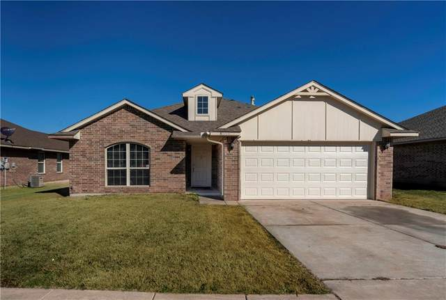 8004 Eagle Circle, Oklahoma City, OK 73135 (MLS #947639) :: KG Realty