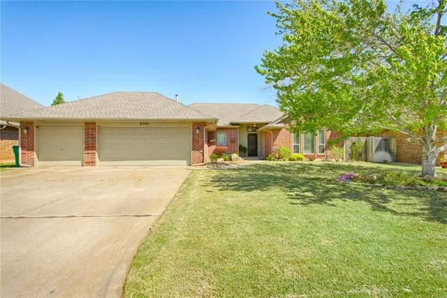 8305 NW 79th Street, Oklahoma City, OK 73132 (MLS #947646) :: Homestead & Co