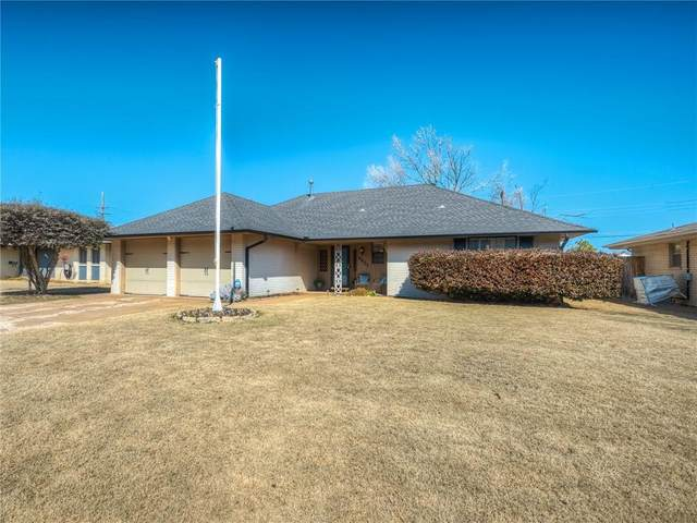 4621 NW 57th Street, Oklahoma City, OK 73122 (MLS #947687) :: The UB Home Team at Whittington Realty