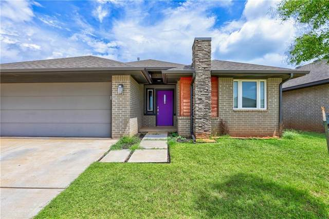 7205 NW 146th Street, Oklahoma City, OK 73142 (MLS #947688) :: ClearPoint Realty