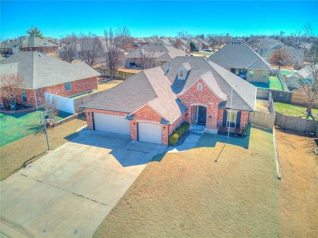 11366 Village Avenue, Midwest City, OK 73130 (MLS #947704) :: The UB Home Team at Whittington Realty
