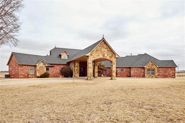 5900 Piedmont Road, Piedmont, OK 73078 (MLS #947719) :: The UB Home Team at Whittington Realty