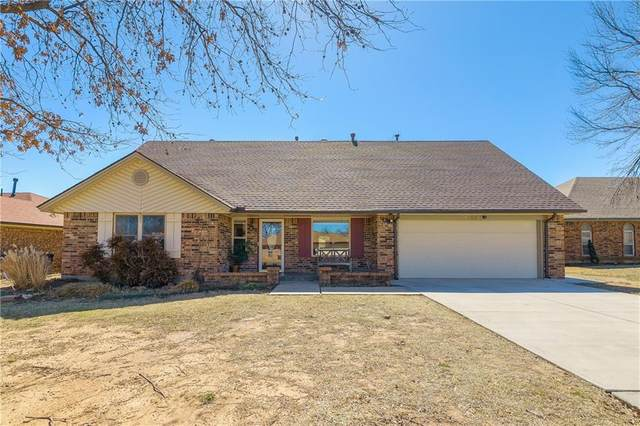 5200 SE 55th Street, Oklahoma City, OK 73135 (MLS #947727) :: The UB Home Team at Whittington Realty