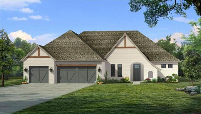 3808 Stone Hill Lane, Edmond, OK 73034 (MLS #947729) :: Keller Williams Realty Elite