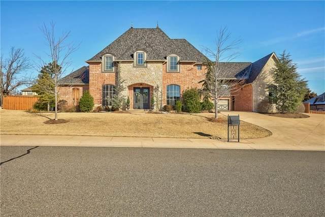 2317 Ranch House Road, Edmond, OK 73034 (MLS #947731) :: Maven Real Estate