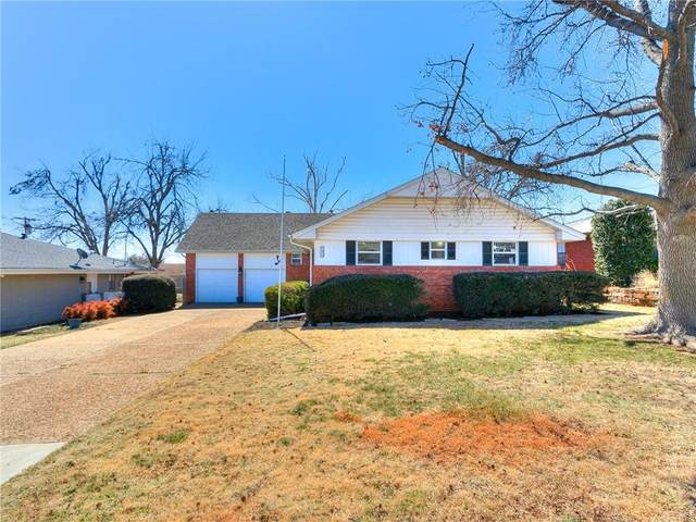 2412 NW 45th Street, Oklahoma City, OK 73112 (MLS #947761) :: The UB Home Team at Whittington Realty