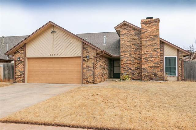 10104 Carter Court, Oklahoma City, OK 73159 (MLS #947764) :: The UB Home Team at Whittington Realty