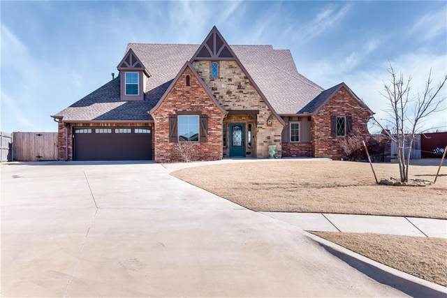 9700 SW 21st Street, Oklahoma City, OK 73128 (MLS #947793) :: Your H.O.M.E. Team