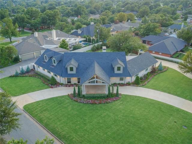 7315 N Country Club Drive, Oklahoma City, OK 73116 (MLS #947798) :: Keller Williams Realty Elite