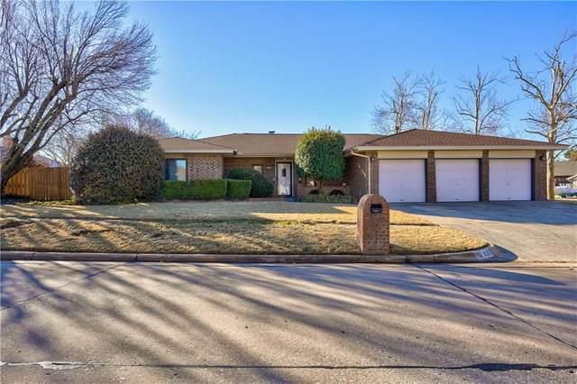 920 S Pruitt Street, Oklahoma City, OK 73170 (MLS #947847) :: Erhardt Group at Keller Williams Mulinix OKC