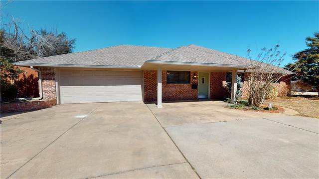 2801 NW 58th Street, Oklahoma City, OK 73112 (MLS #947875) :: The UB Home Team at Whittington Realty