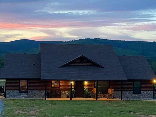 33788 State Hwy. 144 Highway, Smithville, OK 74957 (MLS #947910) :: Maven Real Estate