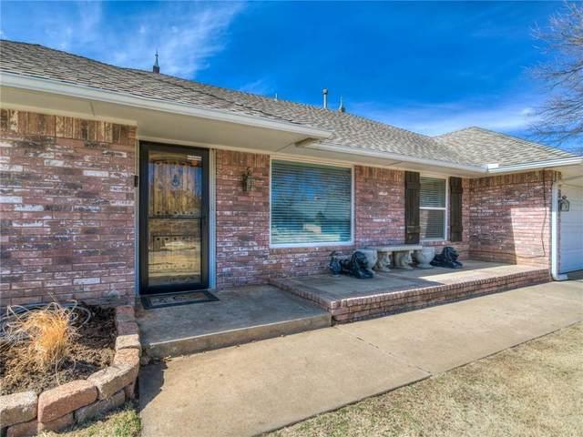 7605 N Ann Arbor Avenue, Oklahoma City, OK 73132 (MLS #947921) :: The UB Home Team at Whittington Realty
