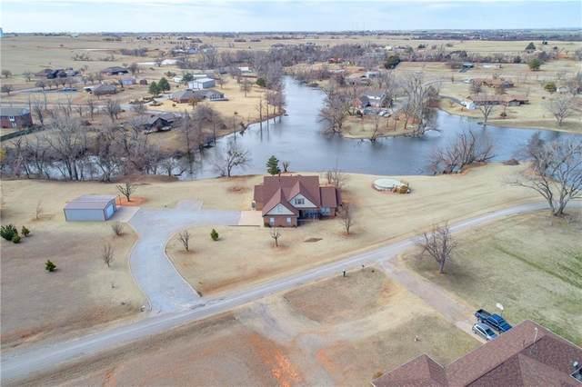 1935 County Road 1201, Tuttle, OK 73089 (MLS #947922) :: Homestead & Co