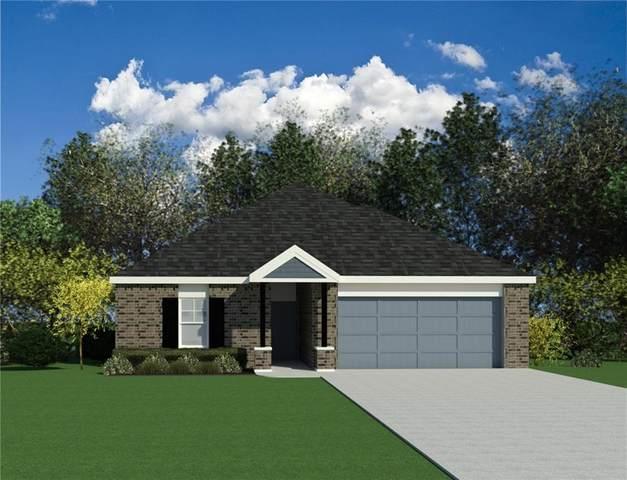 9817 Abington Circle, Edmond, OK 73025 (MLS #947925) :: Homestead & Co